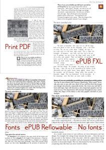PDF and ePUB variants