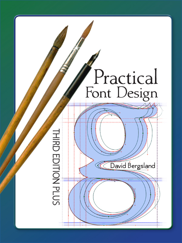 Practical Font Design 3rd Edition Plus